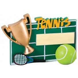 Tennis Resin Winners Cup - T988 - Tennis Drinking Cups T988
