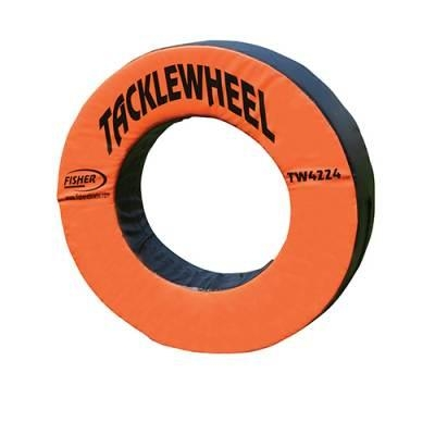 "Fisher Tackle Wheel-42""od X 24""id-each - 1392984 - Collegiate Sports Ncaa College St John Fisher Sjfc Cardinals Steering Wheel Cover 1392984"