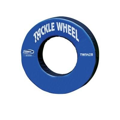 "Fisher Tackle Wheel-54""od X 28""id-each - 1395044 - Collegiate Sports Ncaa College St John Fisher Sjfc Cardinals Steering Wheel Cover 1395044"
