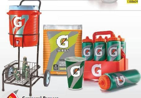 Gatorade Package-pack - 1371311 - Fitness Fitness Packages 1371311