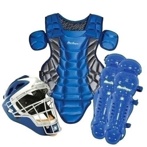 "Baseball & Softball Baseball & Softball Protective Gear Catchers Headgear - 1186864 - Macgregor Prep Catcher""s Gear Pack-pack 1186864"