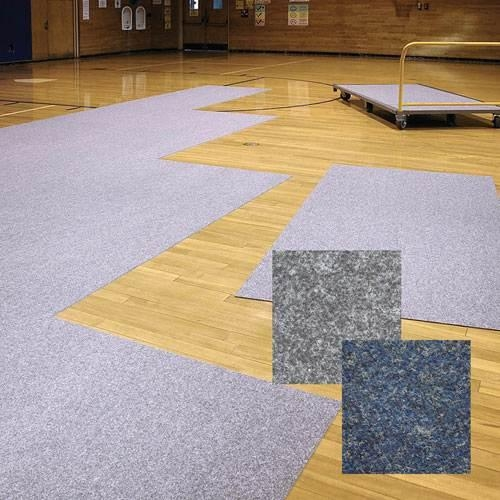 Physical Education Boundary Markers Field & Floor Marking - 1384778 - Pro Shield Gym Floor Cover Tile-each 1384778