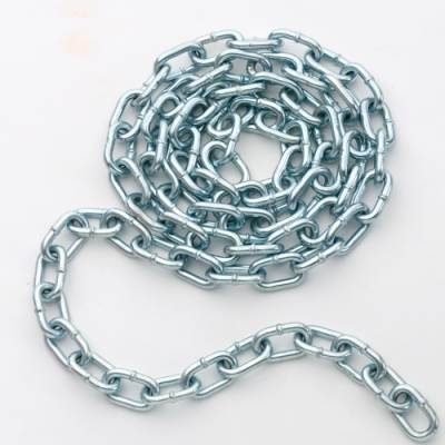 Short Link Galvanized Steel Swing Chain-ft - 1041354 - Toys Playgrounds 1041354
