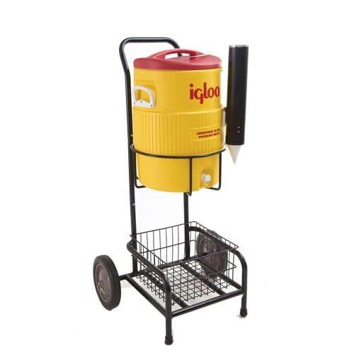 Water Cooler Cart-each - 1373999 - Tennis Court Equipment Coolers & Accessories 1373999