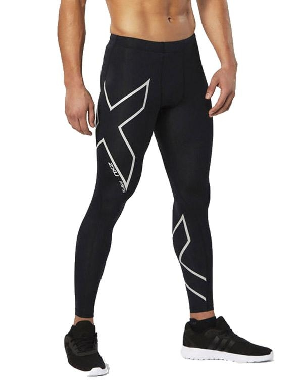 2xu Mens Compression Tights - C2xmp0 - Wrestling Shorts Brief & Tights C2XMP0