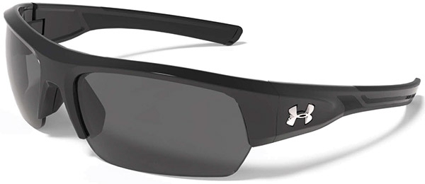 Under Armour Big Shot Gray Shiny Black - Subs2 - Athletics Racquetball & Squash Eyewear >under Armour SUBS2