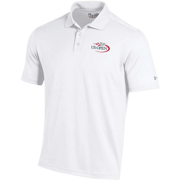 Tennis Mens Apparel Shirts & Tops Under Armour - Cus860 - Us Open 17 Under Armour Performance Polo CUS860