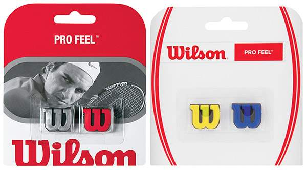 Wilson Pro Feel 2x - Qwpr3 - Tennis Strings And Stringing Strings Pros Pro QWPR3