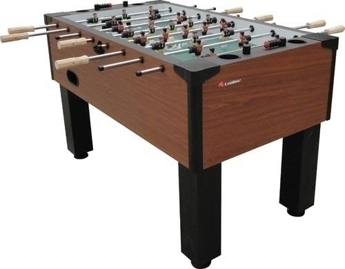Atomic Gladiator Foosball Table - Ra285d - Indoor Games Table And Tabletop Games RA285D
