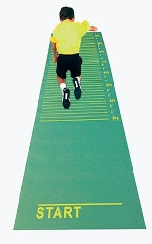 Exercise And Fitness Fitness And Agility Equipment Fitness Assessment - Ps664p - Long Jump Mat PS664P
