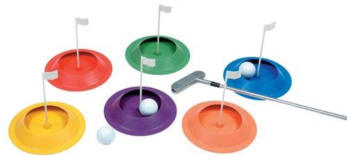 Outdoor Recreation Golf Accessories Golf Putting Cups Games And Sets - Gf100p - Putt-o-cups Set GF100P