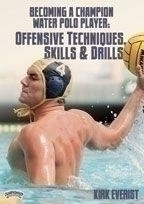 Becoming A Champion Water Polo Player: Offensive Techniques; Skills Amp; Drills - Wpd-02907a - Tennis Court Equipment Ball Machines WPD-02907A