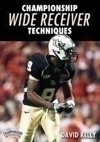 Championship Wide Receiver Techniques - Fd-04014b - Football Dvd FD-04014B