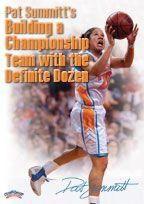Pat Summitts Building A Championship Team With The Definite Dozen - Bd-02933 - Basketball Dvd BD-02933