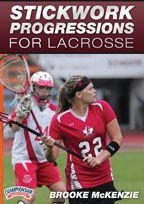 Stickwork Progressions For Lacrosse - Lxd-04073 - Lacrosse Dvd LXD-04073