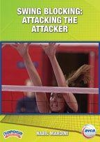 Swing Blocking: Attacking The Attacker - Vd-04043 - Volleyball Dvd VD-04043