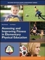 Assessing & Improving Fitness In Elementary Physical Education - 9780883149294 - Track And Field Hurdles Elementary 9780883149294