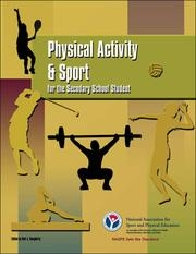Physical Activity & Sport For The Secondary School Student-6th Edition - 9780883149355 - Toys Hands On Math Activities 9780883149355