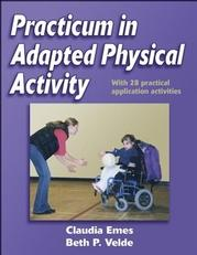 Practicum In Adapted Physical Activity - 9780736045612 - Toys Hands On Math Activities 9780736045612