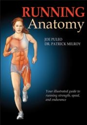 Running Anatomy - 9780736082303 - Track & Field Track & Field Books 9780736082303