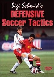 Sigi Schmid's Defensive Soccer Tactics Dvd - 9780736073646 - Tennis Court Equipment Ball Machines 9780736073646