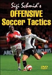 Sigi Schmid's Offensive Soccer Tactics Dvd - 9780736073653 - Tennis Court Equipment Ball Machines 9780736073653