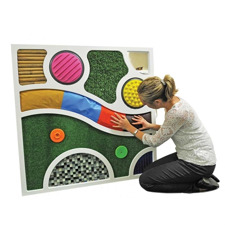Abstract Tactile Panel - 20940r - Sensory Solutions Miscellaneous 20940R