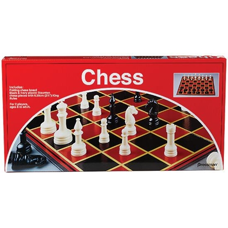 Outdoor Recreation Strategy Board Games Chess - 931 - Basic Chess Set 931