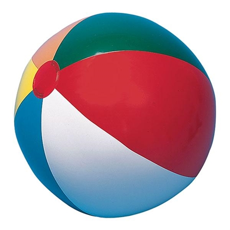 Beach Ball 48'' - 4098 - Water Sports Beach Balls 4098