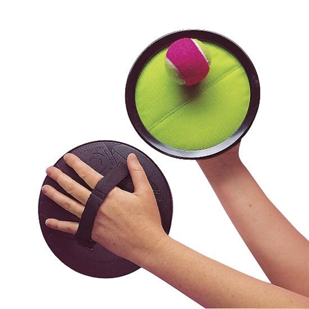 Catch Mitts Extra Balls - 7647 - Games Scoop Toss Games 7647