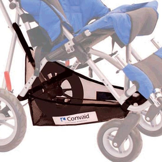 Cruiser Optional Accessory Calf Panel - 41315-xsm - Special Needs Positioning Mobility Rolls And Wedges 41315-XSM