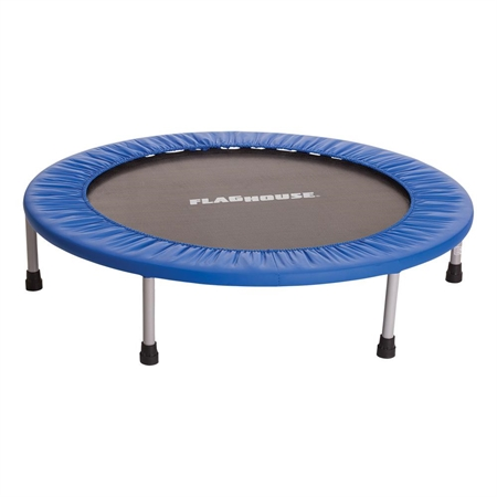 Games Hopping Jumping Games Trampolines - 4540 - Flaghouse Jogging Trampoline 4540