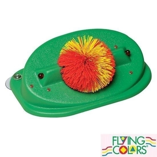 Special Needs Special Needs Switches - 34466 - Flying Colorsandreg; Koosh Switch With Lights Andamp; Vibration 34466