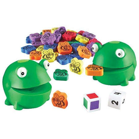 Froggy Feeding Fun - 41775 - Toys Head Start Fine Motor Skills 41775