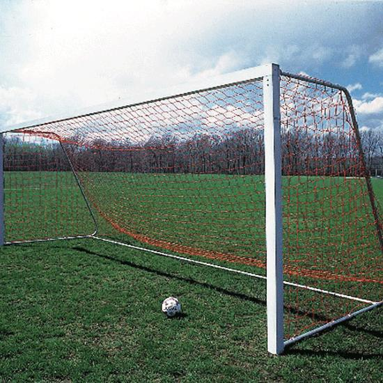 Soccer Goals Official Portable 4'' X 4'' Square Facing - 9341 - Soccer Soccer Goals Official Size Soccer Goals 9341