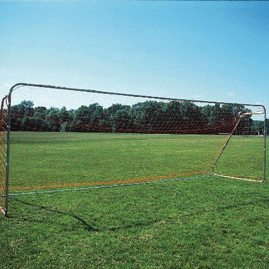 Soccer Goals Official Portable Round Facing - 9363 - Soccer Soccer Goals Official Size Soccer Goals 9363