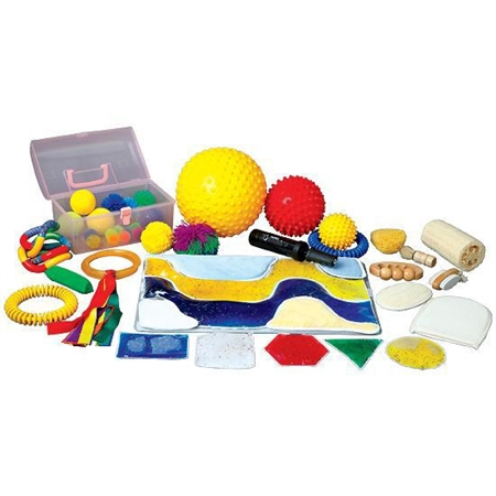 Tactile Solutions Box - 39062 - Special Needs Sensory Processing Multi Sensory 39062