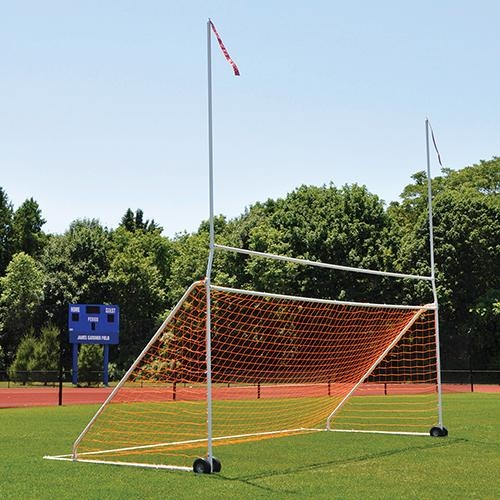 Portable Practice Football/soccer Combo Goal - Pcg-800 - Soccer Soccer Goals Portable Training Goals PCG-800