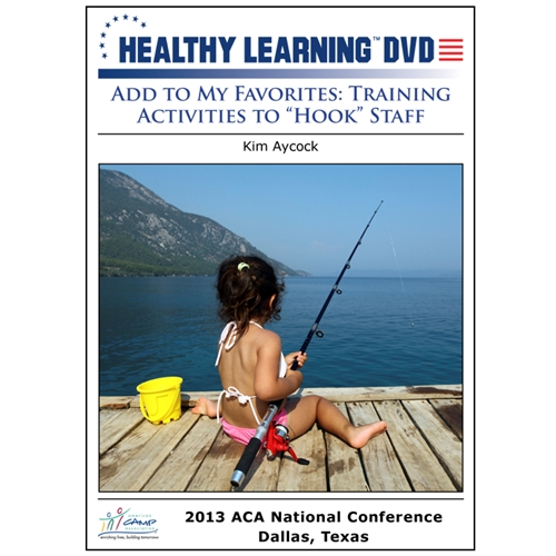 """Add To My Favorites: Training Activities To """"hook"""" Staff - Dvd Format - 827008287390-dvd - Toys Hands On Math Activities 827008287390-DVD"""
