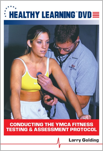 Conducting The Ymca Fitness Testing & Assessment Protocol - Download Format - 827008099993-dow - Fitness Miscellaneous Fitness Assessment 827008099993-DOW