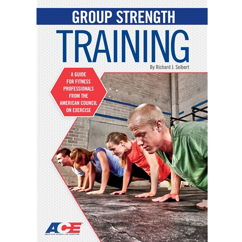 Group Strength Training: A Guide For Fitness Professionals From The American Council On Exercise (2nd Edition) - Book Format - 9781585189038-book - Tennis Professional Posts 9781585189038-BOOK
