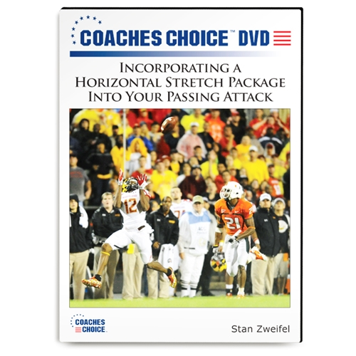 Sports Medicine Sports Medicine Videos - 827008299997-dow - Incorporating A Horizontal Stretch Package Into Your Passing Attack - Download Format 827008299997-DOW