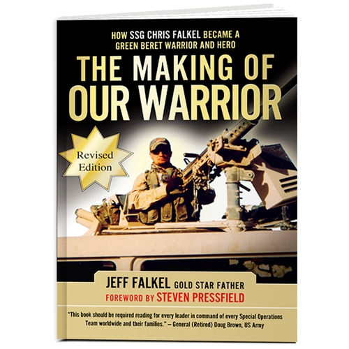 Games Games Books - 9781606793718-book - The Making Of Our Warrior (revised Edition) - Book Format 9781606793718-BOOK