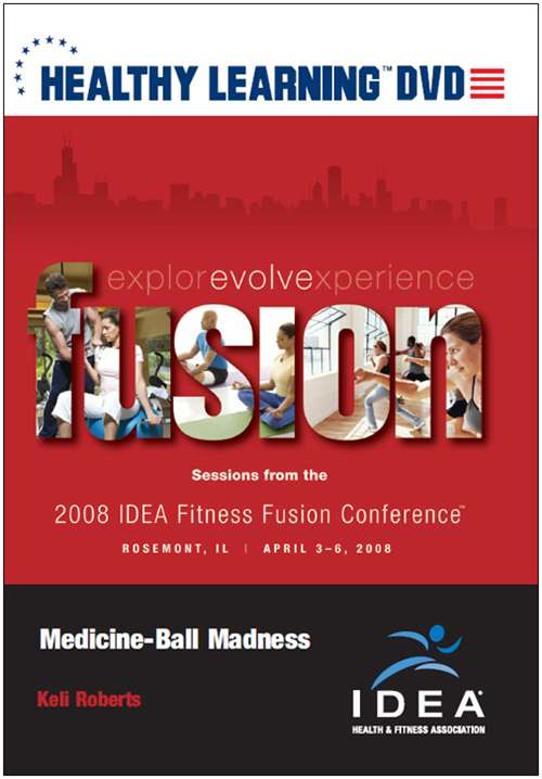 Medicine-ball Madness - Dvd Format - 827008311590-dvd - Hockey Dvds And Videos Practice Dvd 827008311590-DVD
