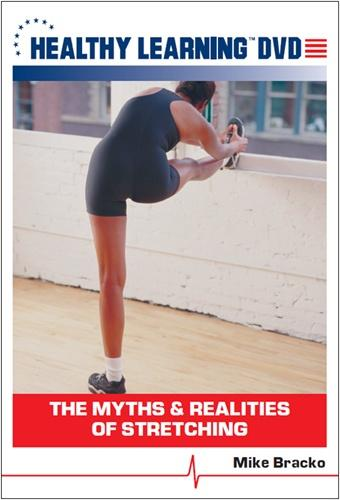 The Myths & Realities Of Stretching - Dvd Format - 827008042593-dvd - Football Football Dvd And Videos Football Genral Dvd And Videos 827008042593-DVD