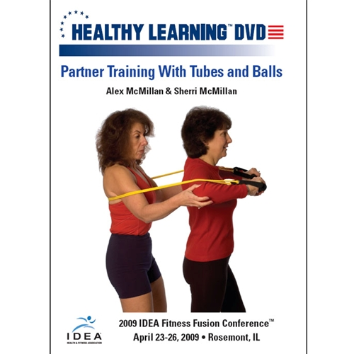 Partner Training With Tubes And Balls - Dvd Format - 827008920297-dvd - Tennis Court Equipment Ball Tubes 827008920297-DVD