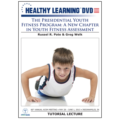 The Presidential Youth Fitness Program: A New Chapter In Youth Fitness Assessment - 827008330393 - Fitness Miscellaneous Fitness Assessment 827008330393