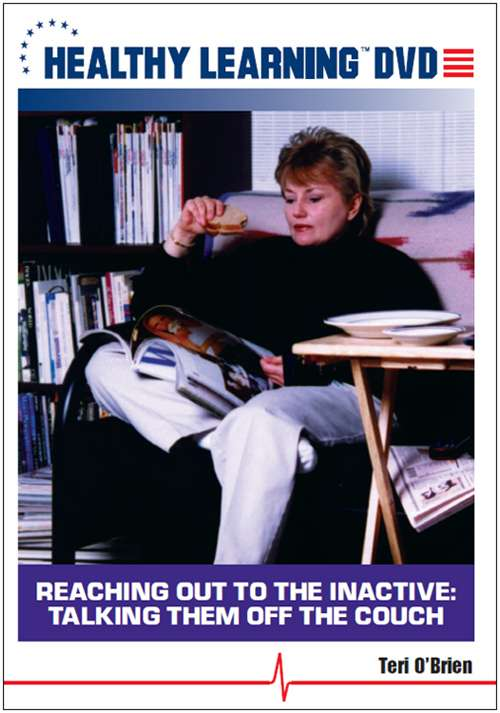 Reaching Out To The Inactive: Talking Them Off The Couch - Dvd Format - 827008234899-dvd - Games Games Training Dvd And Videos 827008234899-DVD