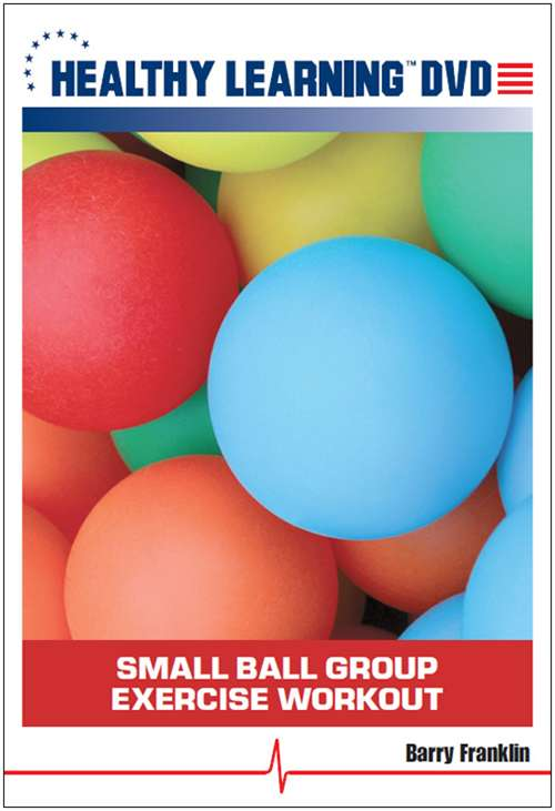 Small Ball Group Exercise Workout - Download Format - 827008252497-dow - Tennis Balls Tennis Balls All Balls 827008252497-DOW