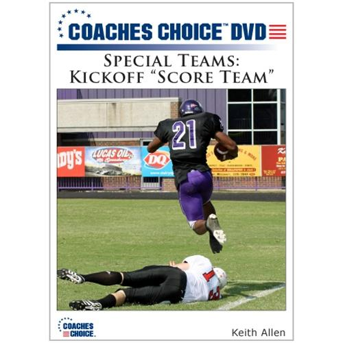 "Special Teams: Kickoff ""score Team"" - Dvd Format - 827008142699-dvd - Tennis Tennis Dvd And Videos Adult Coaching Dvd 827008142699-DVD"